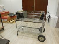 Large Office Mail Cart