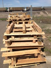 Small Steel Pallets