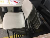 Firm chairs