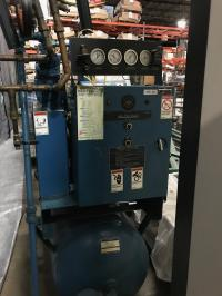 Quincy 25 HP Air Compressor Unit